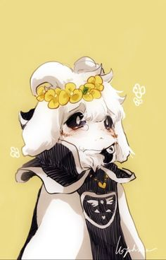 Asriel the Cutie