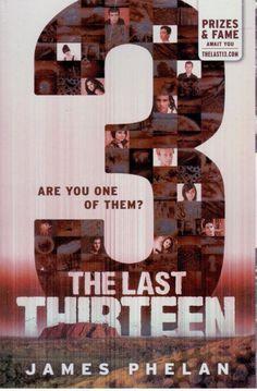 The Last Thirteen -  3  (Three)  - Book 11 by James Phelan - NEW