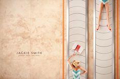 Jackie Smith - Handbags, shoes & small goods.