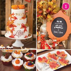 {Party of 5} Fall In Love Wedding, Ice Cream First Birthday, Halloween Bash, Rain Shower & Sprinkle Gender Reveal