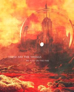 """These are the things we lost in the fire..."" Perfect mashup of Doctor Who and Bastille's  Things We Lost In The Fire!"