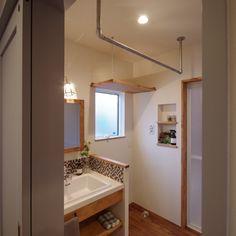 アイアン製の物干しパイプ 壁付け 天井吊 洗濯 物干し 部屋干し バー インナーバルコニー ホーム