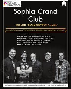 Sophia Grand Club w teatrze Maska