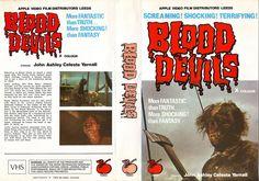 Blood Devils (Cover Vhs)