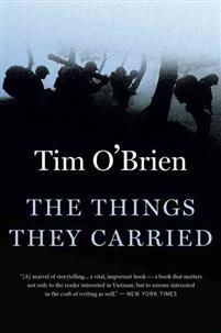 The Things They Carried av Tim O'Brien