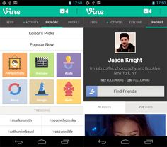 Vine now lets you use your Android phone's existing video clips - https://www.aivanet.com/2014/09/vine-now-lets-you-use-your-android-phones-existing-video-clips/