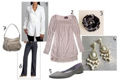 modern Victorian sweater & outfit.