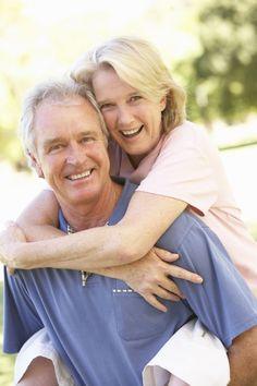 Offenheit und Gelassenheit hilft auch der Beziehung durch die Wechseljahre...