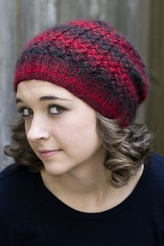 "This hat is named after the old Blues Song, ""Red House."" This is a Free Pattern!"