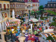Ciudad Playmobil