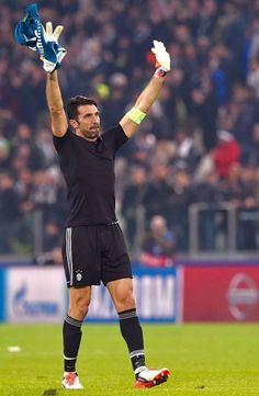 Gianluigi Buffon #juventus #italynt