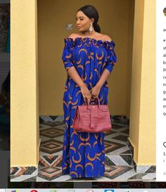 Ankara Dress Styles 2018 : Maxi Gown innovation Maxi gown ankara dresses are one favorite outfit every lady would want to wear. Ankara Short Gown Styles, African Dresses For Women, African Print Dresses, African Attire, Ankara Gowns, African Fashion Ankara, Latest African Fashion Dresses, African Print Fashion, African Style Clothing