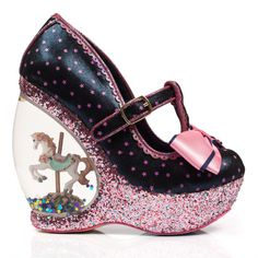 Buy Irregular Choice shoes, boots, handbags and jewellery online. View the biggest and best Irregular Choice collection here. Pretty Shoes, Beautiful Shoes, Cute Shoes, Me Too Shoes, Funny Shoes, Irregular Choice Shoes, Kawaii Shoes, Aesthetic Shoes, Shoe Art