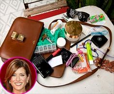 in kate walsh's bag
