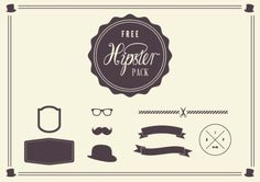Como crear un logo hipster en 6 pasos y algunos freebies.