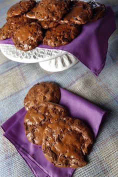Whole Foods flourless chocolate chewy cookies