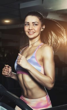 """Ya Gotta Tabata On The Treadmill! It might be getting cold but you need to get your exercise in! Try this """"Ya Gotta Tabata"""" on the Treadmill Workout! Running On Treadmill, Treadmill Workouts, Killer Workouts, Fun Workouts, Exercise Moves, Training Workouts, Interval Training, Workout Tips, Marathon Training"""