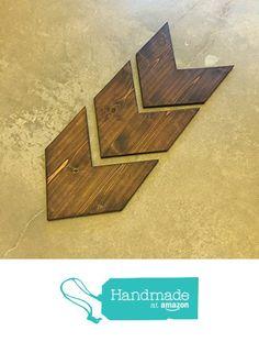 d9dd5de2e6a96 Chevron Wooden Wall Hanging - Set of 3 - x
