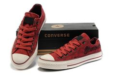 217e39d980f9 Discount Kicksregal net Wholesale Convers All Star Map Of New York America  Low Top Sport Red Canvas Online