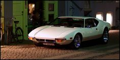 De Tomaso Pantera | Anyone know wht make this car is? Though… | Flickr