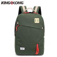 KINGSLONG Women s Backpack Waterproof Nylon Bags 15.6 Inch Laptop Backpack  Rucksack Daypacks Backpacks School Bag for 6739851238