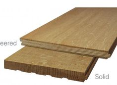North London Floors - Main Wood Flooring Types - Engineered and Solid  #wood #flooring #installation #oak #london #architecture #interior #design
