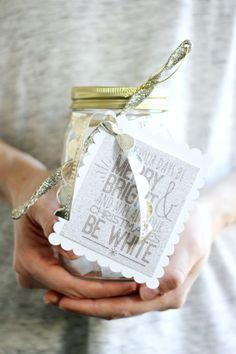 Christmas Treat Printable   The Pretty Life Girls   #inkjetglitter