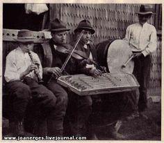 Троїсті музики Закарпаття. 1930-і роки