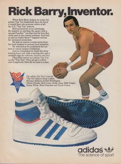 Adidas Top Ten Basketball Shoes ad 1979 Tenis Basketball 5250d83eb