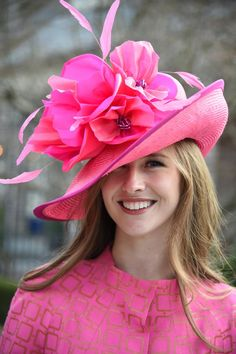 Check out some of her designs below for inspiration or view her full line at at camhats.com. Use promo code KYDERBYFEATURED147 for 15% off. Churchill Downs, Derby Party, Kentucky Derby Hats, Cowboy Hats, Pink, Inspiration, Check, Fashion, Biblical Inspiration