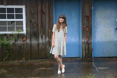how to sew a tiered dress - drifter and the gypsy blog