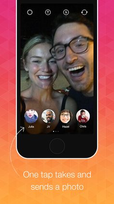 Instagram Launches Its One-Tap Photo App Bolt To Rival TapTalk And Mirage