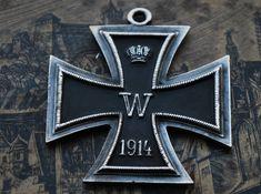 Großkreuz des Eisernen Kreuzes 1914 (A19) Mumford, Germany, Symbols, Letters, Medal Honor, Ebay, Awards, Iron, Badges