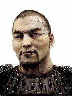 http://garcar.cgsociety.org/mongol-warrior