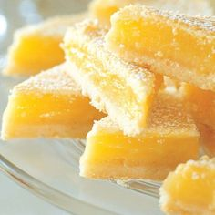 Lemon Bars - Barefoot Contessa