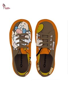 Chaussures Le Superga - Cartoon 2750-disney Dotto Cobj - Bambini - Dotto  Brown - 97c4f2df4d3