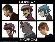 Gorillaz Unoffcial