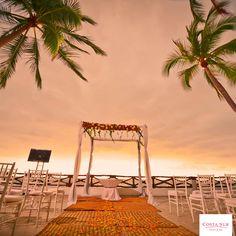¡Ya tenemos el escenario listo! ¡Solo nos faltan los novios!  Participa para ganar una boda gratis en #Puerto Vallarta: Conoce las bases aquí:   http://www.costasurpuertovallarta.com/es/blog/hotel/costa-sur-te-regala-tu-boda-esta-navidad  Último día para participar 15 de Enero 2015.
