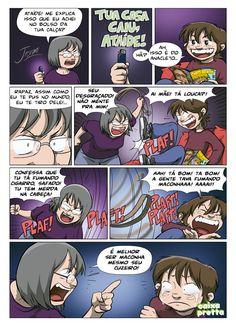 Satirinhas - Quadrinhos, tirinhas, curiosidades e muito mais! - Part 256