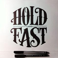 Typography by Jason Vandenberg | Cuded