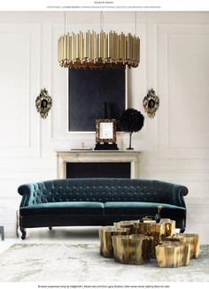 #ClippedOnIssuu from Living room decor home ideas interior design trends 2018 luxury brands - Home & Living