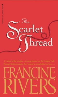 Francine Rivers is a great artist, and I have read this book MANY times!