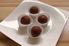 Milchmädchen-Kakao-Pralinen