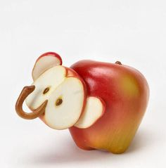 Apple Elephant - they say elephants never forget & it turns out apple's help us achieve (close) to the same thing
