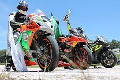 Empate numérico en la categoría Libre del SUPERBIKE, México.  #Superbike #México #Motos #Adrenalina #Velocidad #Competencia #Carreras
