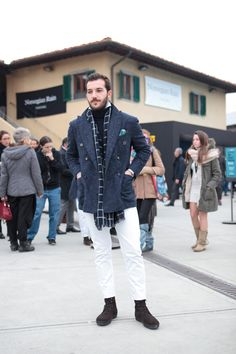 PITTI UOMO SNAP by BEAMS 2, ELEMENTS OF STYLE
