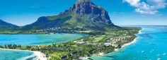 Mauritius With its crystal clear waters, towel soft sand, lush vegetation and impeccable climate - Mauritius is a no brainer for thee ultimate relaxing getaway