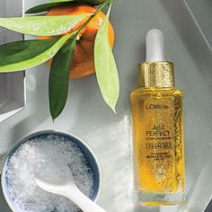 Nourish Daily - 6 Moisturizing Products to Get Your Skin Through Winter - Southernliving. Bring back your skin's youthful radiance with an SPF-packed oil that's not greasy. Age Perfect Hydra- Nutrition Facial Oil SPF 30; $14; amazon.com