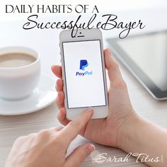 There are a lot of things you can do with your time everyday in your eBay business, but what are the most important things to focus on that make you money? Below are the things you should do every day without fail, in order to see stable income. Daily Habits of a Successful eBayer List{Read on...}