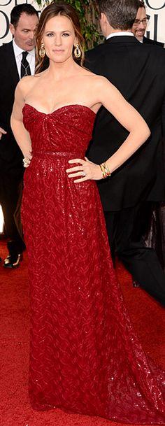 Gorgeous Jennifer Garner